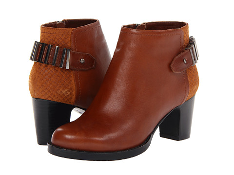 Nanette Lepore - Bottoms Up Bootie (Camel) Women's Shoes