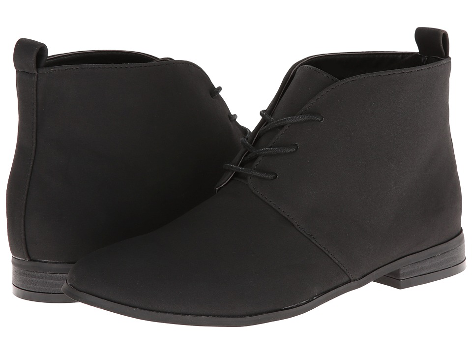 Michael Antonio - Paisley (Black) Women's Lace-up Boots