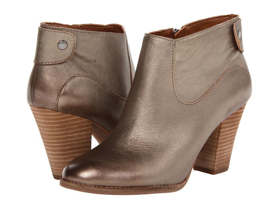 Lucky Brand Ubiza Womens Dress Boots (Gray)