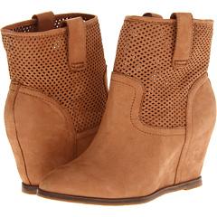 Lucky Brand Keno (Dark Camel) Footwear