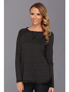 SALE! $21.99 - Save $50 on Allen Allen Sweatshirt w Swing Back (Black) Apparel - 69.46% OFF $72.00