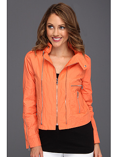 SALE! $53.22 - Save $115 on Kenneth Cole New York Kerita Jacket (Ripe Peach) Apparel - 68.32% OFF $168.00