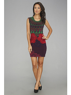 SALE! $69.99 - Save $69 on Desigual Dos Floris Dress (Flox) Apparel - 49.65% OFF $139.00