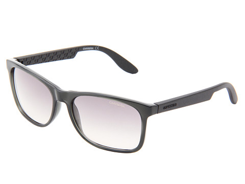 Carrera - Carrera 5005/S (Gray/Gray Gradient) Plastic Frame Fashion Sunglasses