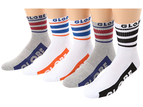 Globe - Bueller Crew Sock (Multi) Men