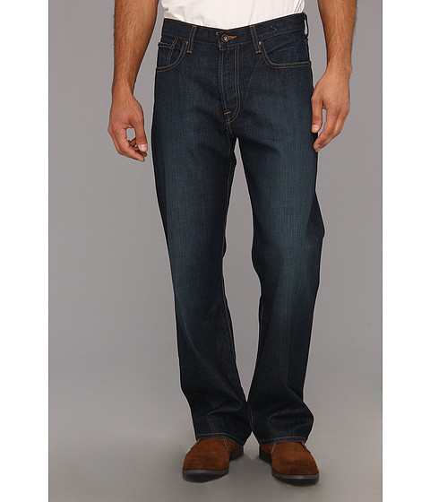 Lucky Brand - 181 Relaxed Straight 30 in Old Carriage (Old Carriage) Men's Jeans
