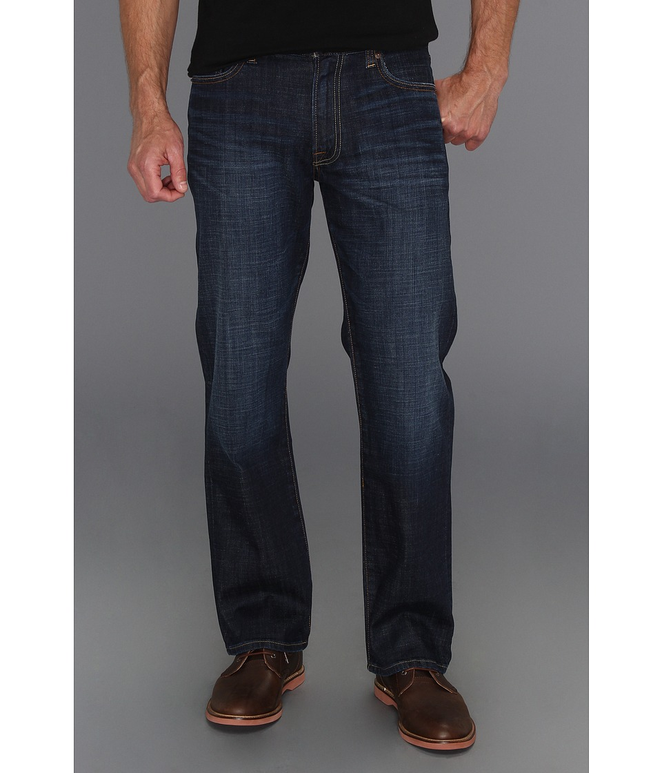 Lucky Brand - 361 Vintage Straight in Whispering Pines (Whispering Pines) Men's Jeans