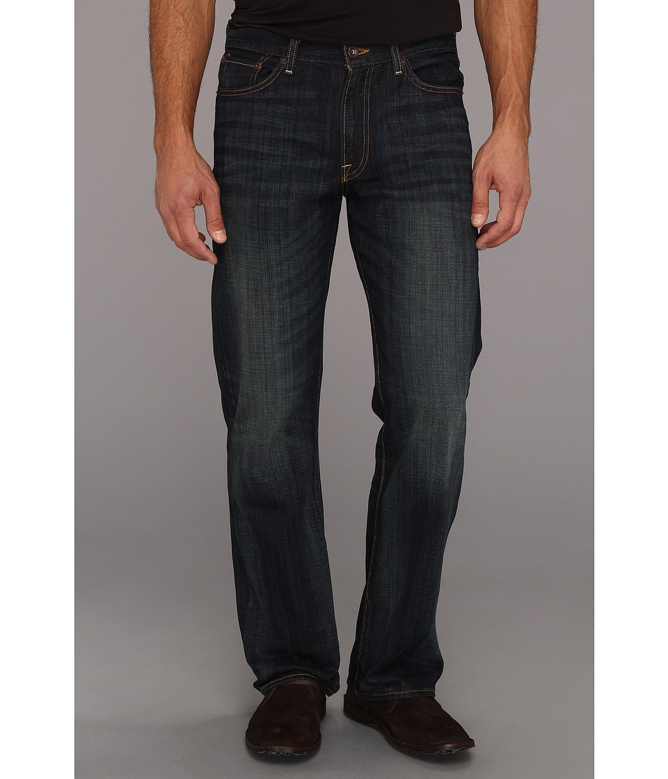 Lucky Brand - 361 Vintage Straight 32 in Riddle (Riddle) Men's Jeans