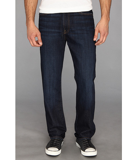 Lucky Brand - 361 Vintage Straight 34 in Riddle (Riddle) Men's Jeans