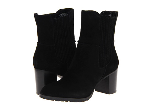 Circa Joan & David - Adine (Black Suede) Women's Boots