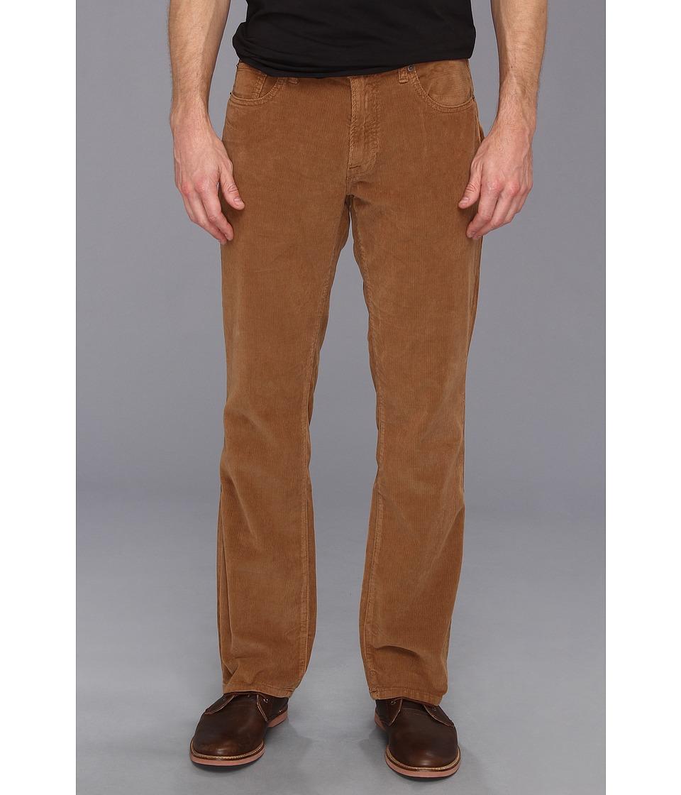 Lucky Brand 221 Original Straight Cords Mens Casual Pants (Tan)
