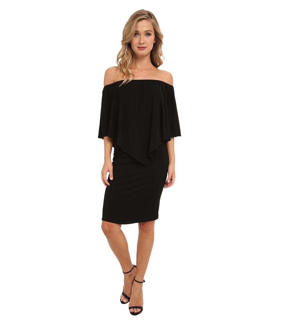 Culture Phit - Nalah Dress (Black) Women's Dress