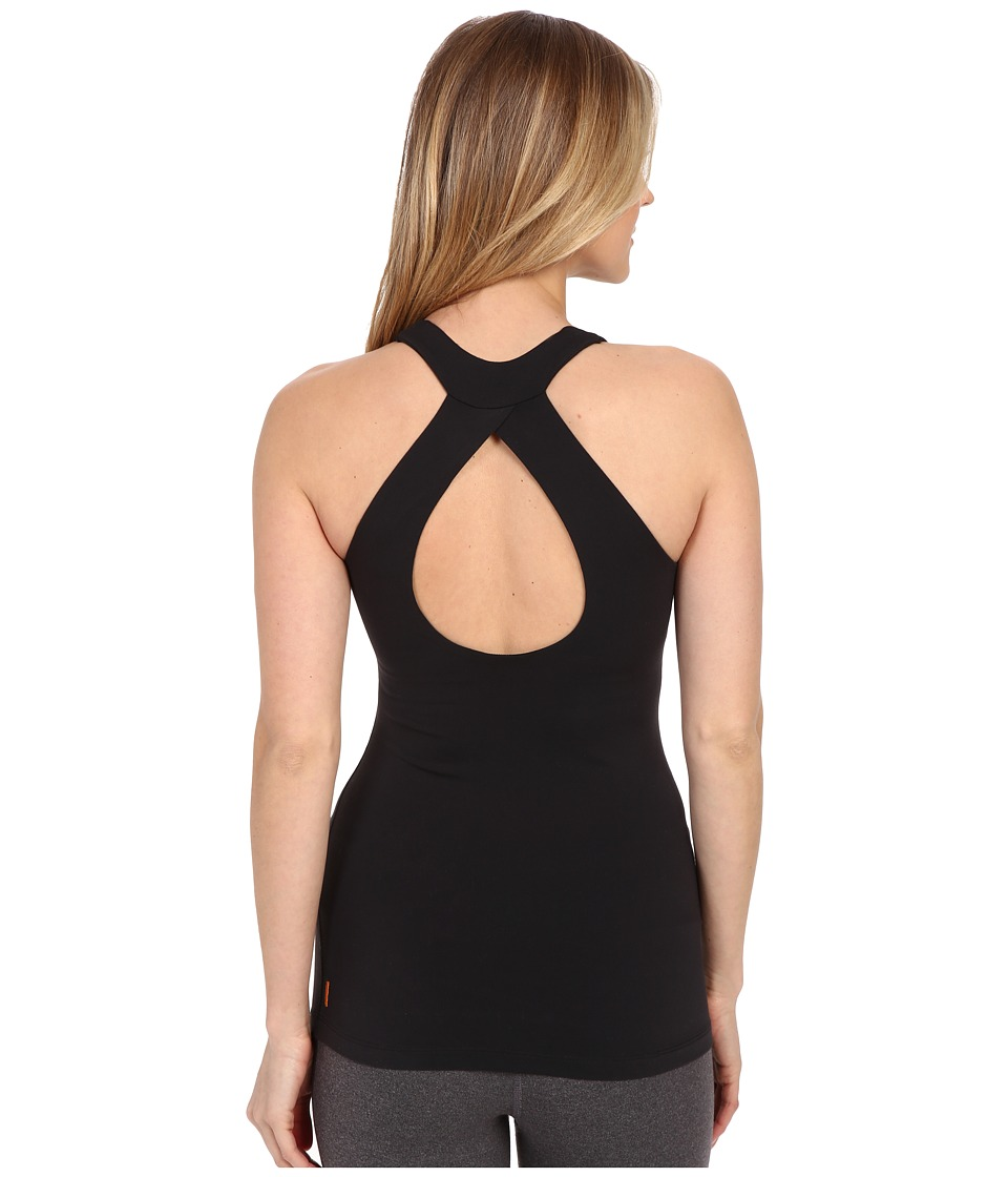 Lucy - Inner Light Top (Lucy Black) Women's Workout