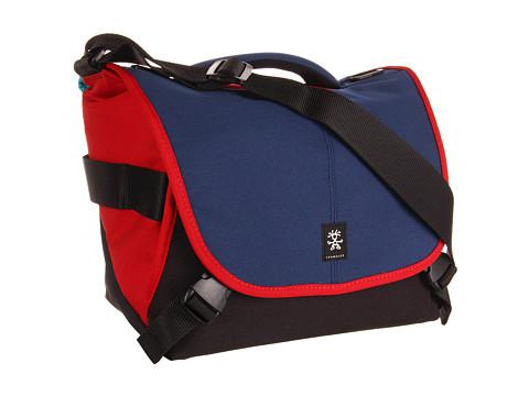 Crumpler 6 Million Dollar Home Camera Bag (Navy/Rust) Messenger Bags