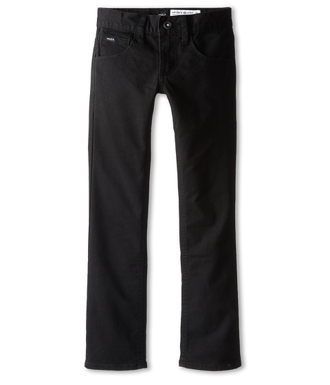 RVCA Kids - Stay Pant (Big Kids) (Black) Boy's Casual Pants