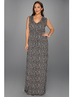 SALE! $96.99 - Save $180 on Rachel Pally Plus Plus Size Baker Dress Print WL (Black Snakeskin) Apparel - 64.99% OFF $277.00