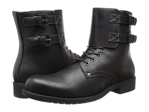 Steve Madden - M-Pello (Black) Men's Boots