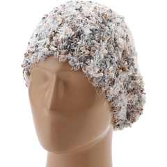 SALE! $16.99 - Save $11 on Steve Madden Space Dyed Loopy Sequins Beret (Ivory) Hats - 39.32% OFF $28.00