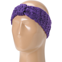 SALE! $16.99 - Save $11 on Steve Madden Glitter Knit Headwrap (Purple) Accessories - 39.32% OFF $28.00