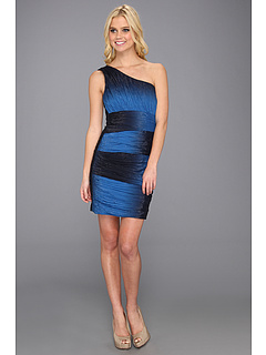 SALE! $71.99 - Save $57 on Max and Cleo Karen Woven Cocktail Dress (Starlight Blue Combo) Apparel - 44.19% OFF $129.00