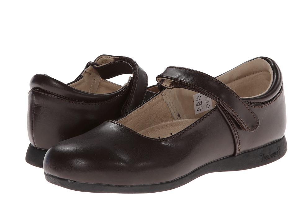 FootMates - Liz 2 (Toddler/Little Kid) (Brown) Girl's Shoes