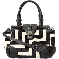 SALE! $191.99 - Save $158 on Rafe New York Mini Bryn Satchel (ZigZag) Bags and Luggage - 45.15% OFF $350.00