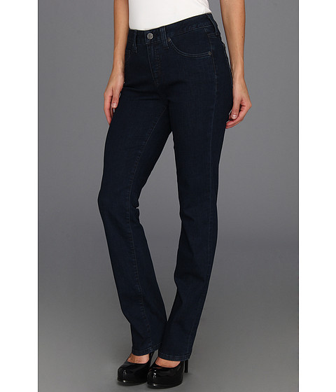 Miraclebody Jeans - Katie Straight Leg in Twilight (Twilight) Women