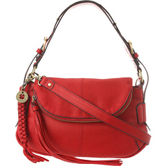 SALE! $79.99 - Save $58 on Lucky Brand Glendale Mini Flap (Haute Red) Bags and Luggage - 42.04% OFF $138.00