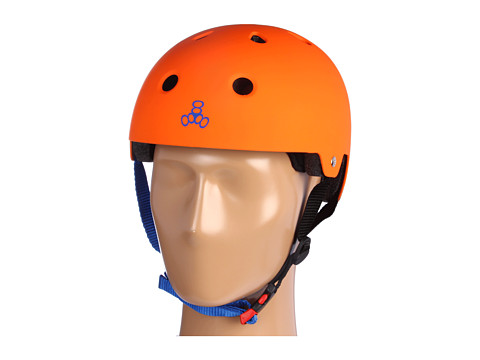 Triple Eight - Certified Helmet Switzer (Orange) Helmet