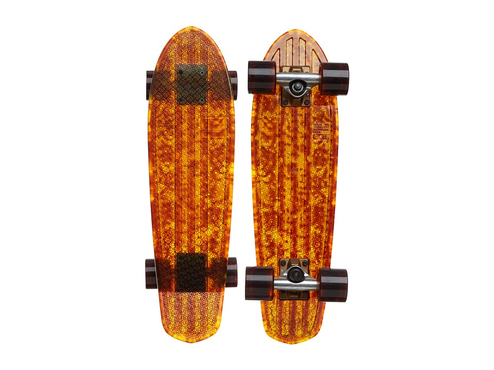 Globe - Bantam Beach Glass (Tortoise Shell) Skateboards Sports Equipment