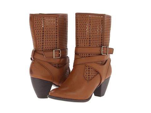 Jellypop - Presto (Tan) Women's Pull-on Boots