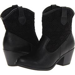 Jellypop Deka (Black) Footwear