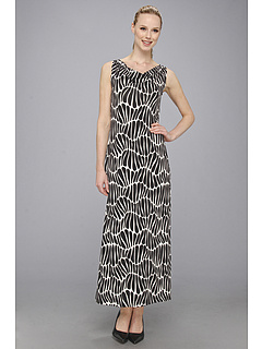 SALE! $76.99 - Save $91 on Tommy Bahama Sea Tangle Cowl Long Dress (Black) Apparel - 54.17% OFF $168.00
