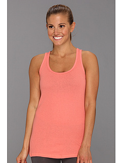 SALE! $11.99 - Save $24 on P.J. Salvage In the Navy Rib Sleep Tank (Tangerine) Apparel - 66.69% OFF $36.00