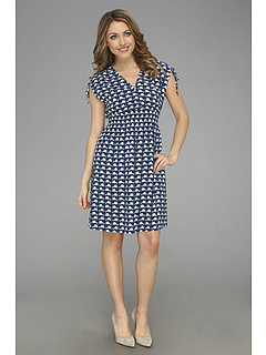SALE! $49.99 - Save $38 on Tommy Bahama Sail Away Dress (Blueberry) Apparel - 43.19% OFF $88.00
