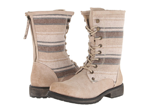 Roxy - Concord (Vanilla/Brown) Women's Boots