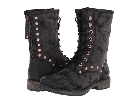 Roxy - Concord (Black) Women's Boots