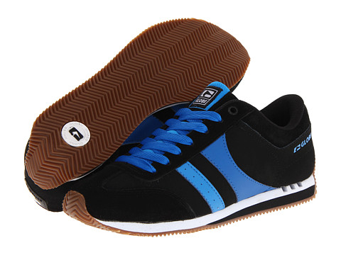 Globe – Pulse (Black/Blue/Gum) Men's Skate Shoes
