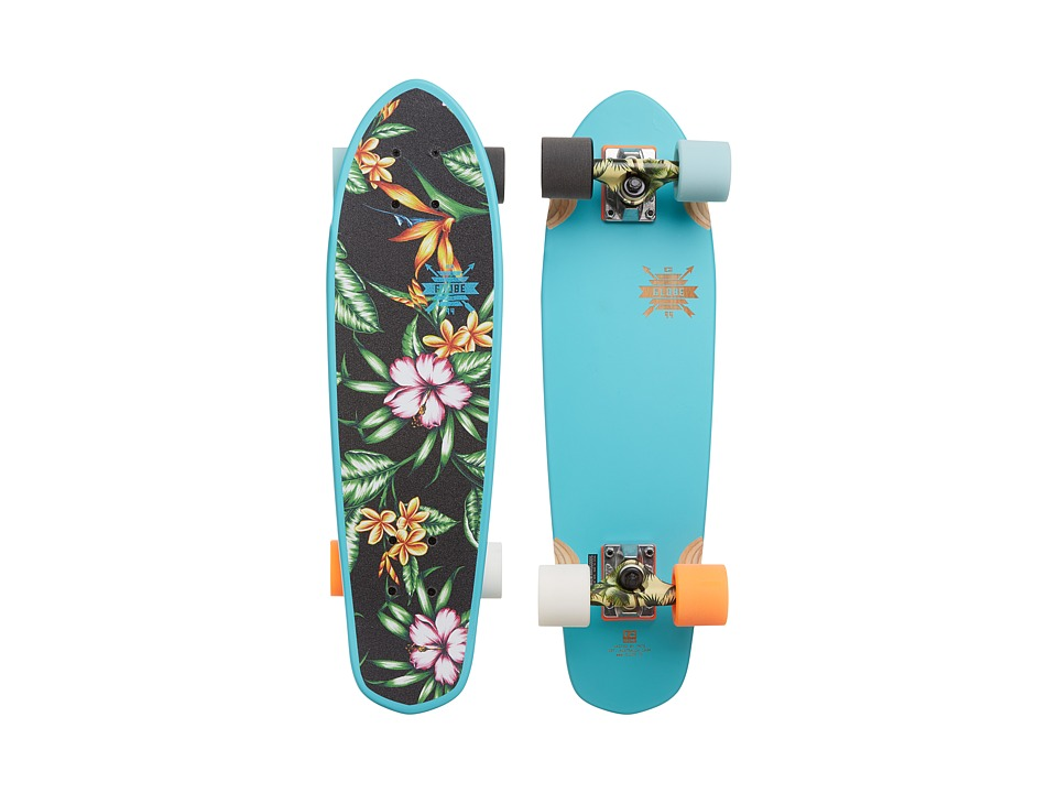 Globe - Blazer (Island/Blue) Skateboards Sports Equipment