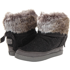 Roxy Chalet Boot (Charcoal) Footwear