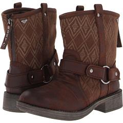 Roxy Hartford (Chocolate) Footwear