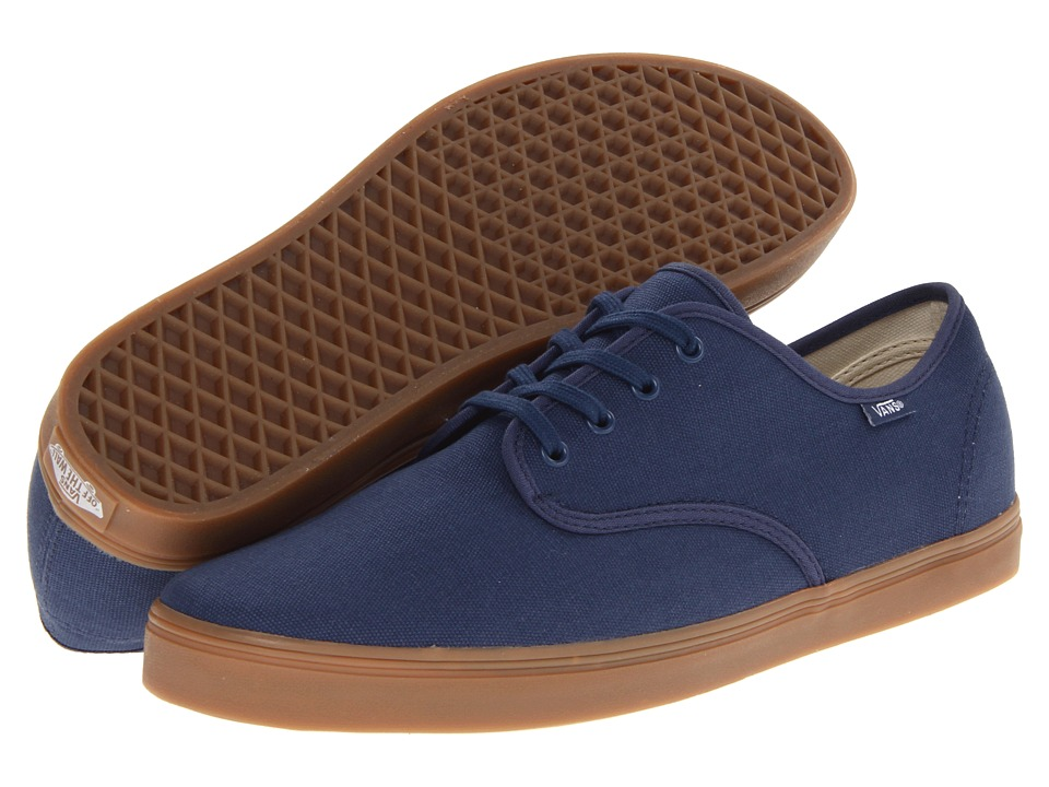 Vans - Madero (Dark Denim/Gum) Skate Shoes