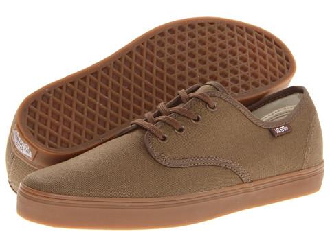 Vans - Madero (Shitake/Gum) Skate Shoes