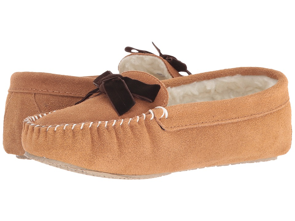 Patricia Green - Haley (Cappucino) Women's Slippers