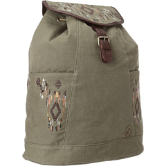 SALE! $29.99 - Save $36 on Roxy Camper Backpack (Recruit Olive) Bags and Luggage - 54.56% OFF $66.00