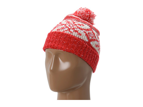 Roxy - Icing Beanie (Teaberry) Beanies
