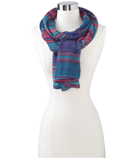 Roxy - Fire Fly Scarf (Aquatic Blue) Scarves