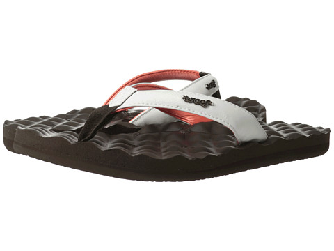 Reef - Reef Dreams (Brown/White/Coral) Women's Sandals
