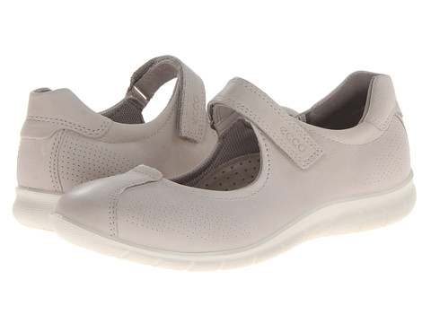 ECCO - Babett Maryjane (Gravel Firefly) Women's Shoes