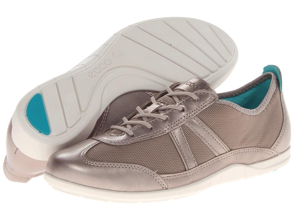 ECCO - Bluma Summer Sneaker (Moon Rock/Universe/Textile/Apache) Women's Shoes